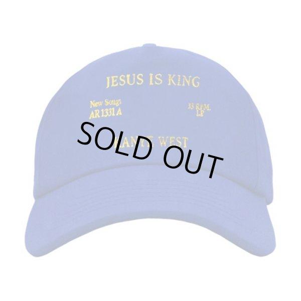 画像1: KANYE WEST / JESUS IS KING VINYL HAT (1)